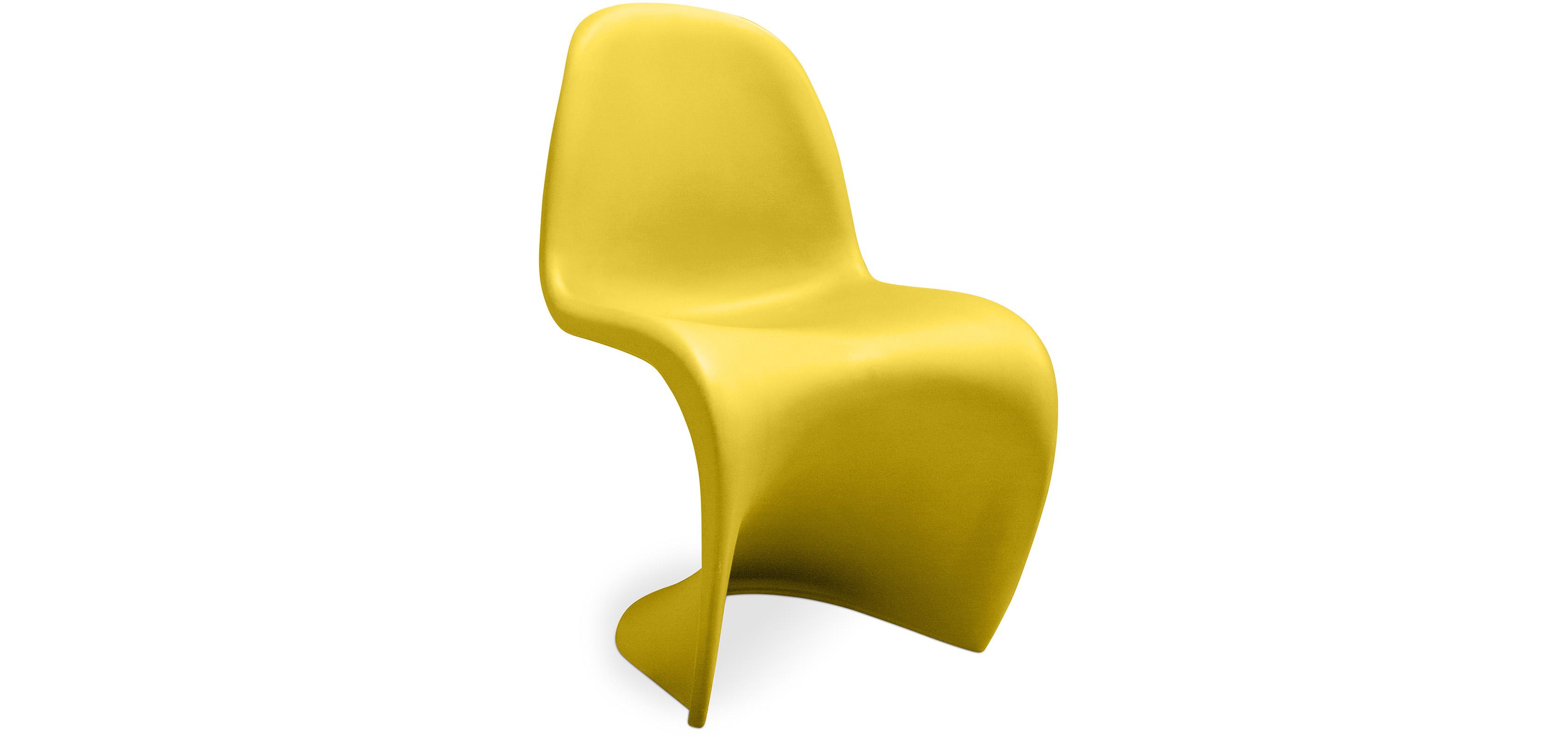 Chaise panton junior interesting chaise et table pour - Chaise panton blanche ...