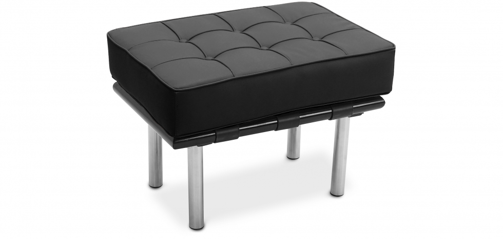 Buy  Barcelona Bench Mies van der Rohe  Black 15424 - in the EU