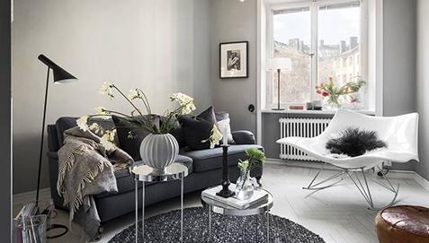 White Stin Rarwood Chair lying in the room